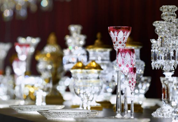 Baccarat 250 years of history